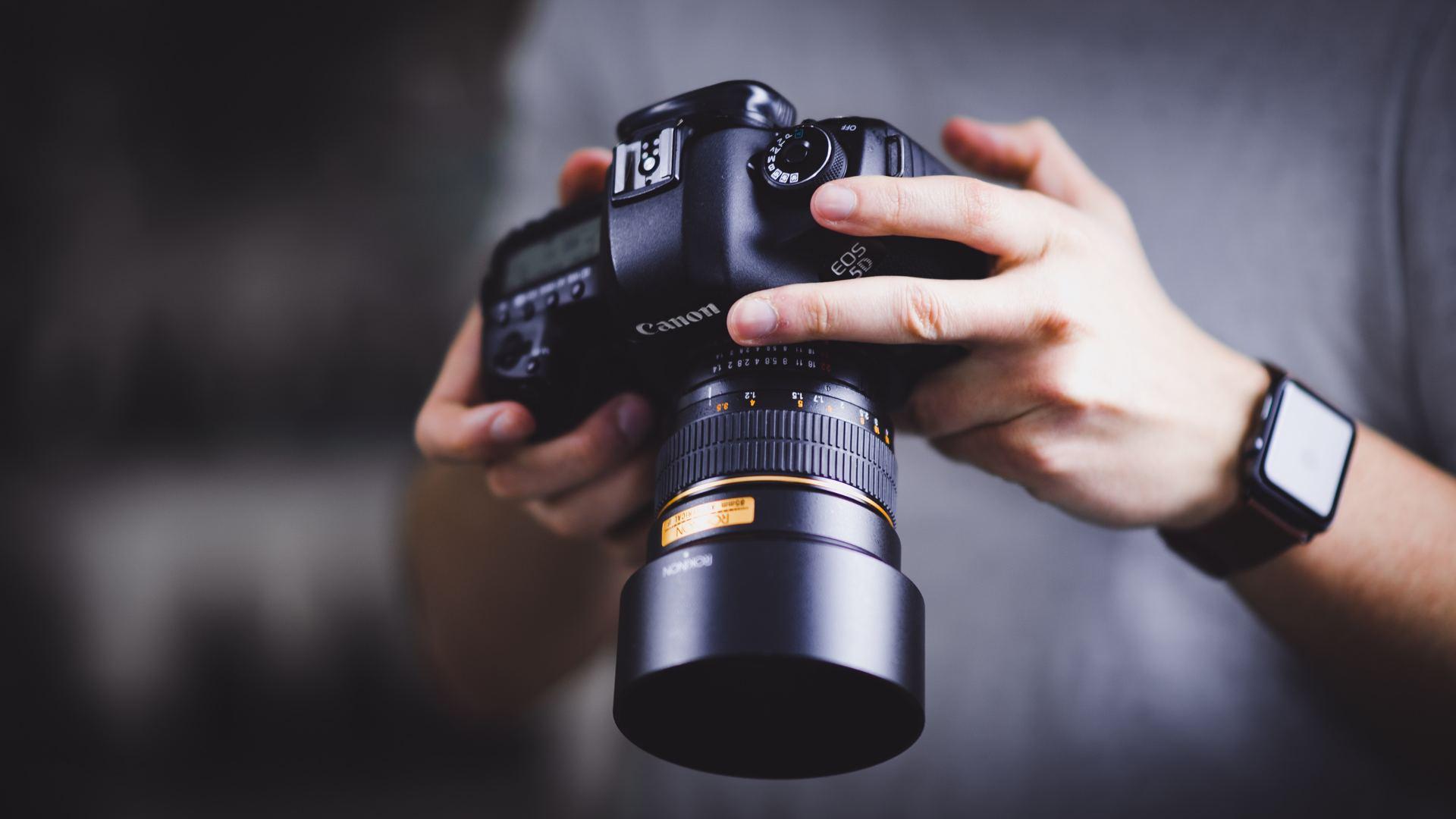 Professionelle fotos hjælper med at vise kunderne, hvem I er