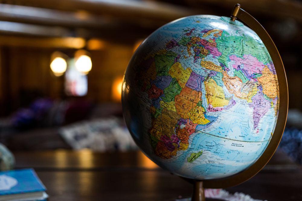 Global News er alle vegne nu om stunder!