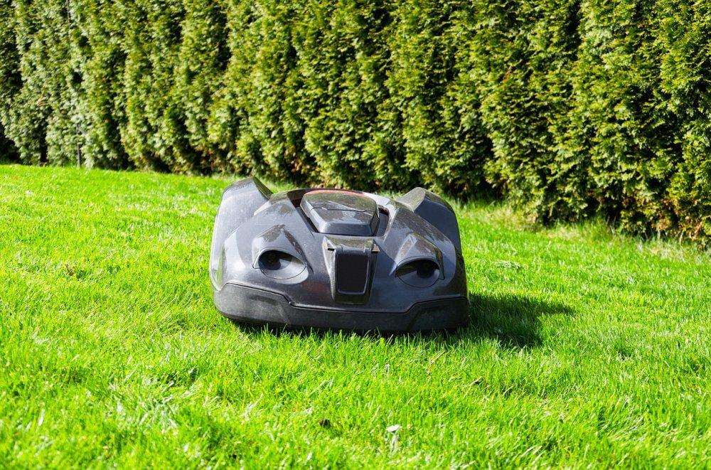 Korrekt opsætning af robotplæneklipper med professionel hjælp